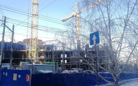 В центре Курска ограничат движение автомобилей