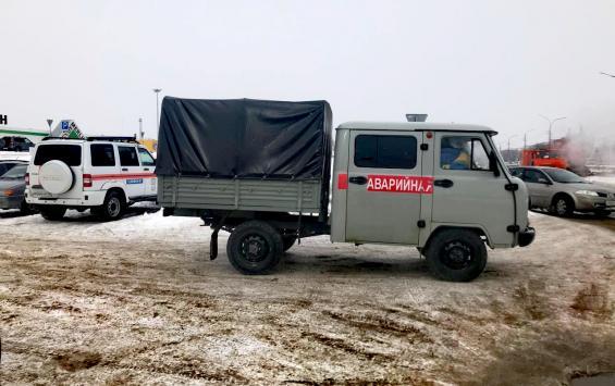 В Курске завершен ремонт теплотрассы в районе улицы Энгельса