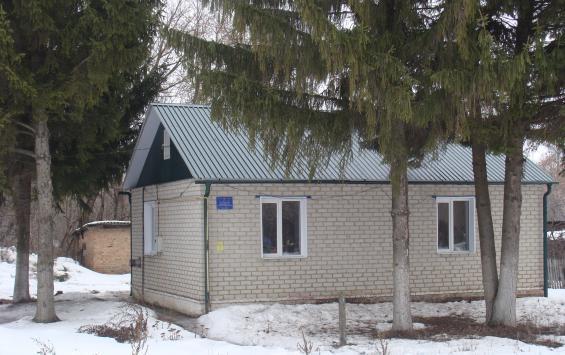 В Курской области открылся еще один ФАП