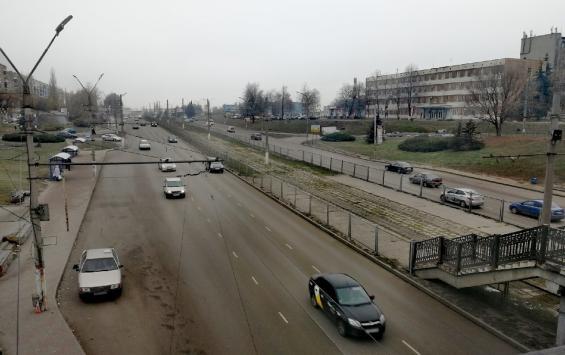 С начала 2021 года в Курской области сократилось число ДТП