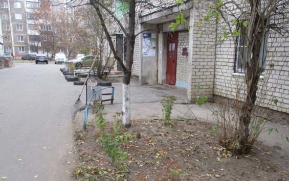 В Курске проверили санитарное состояние улиц