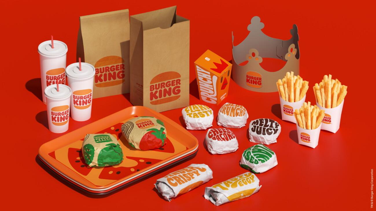 «Булочки не блестят»: почему Burger King перешёл на плоский дизайн, который так нравится брендам