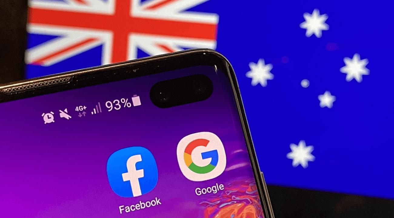 В Австралии обязали ИТ-компании платить за ссылки на новости: в итоге Facebook «запретила» СМИ, а Google пошла на сделку