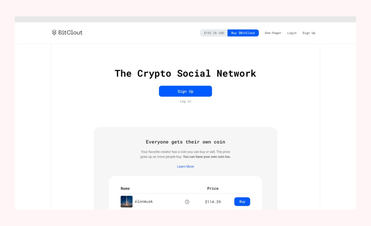 Соцсеть BitClout торгует токенами знаменитостей и обещает заработок на их репутации: почему её называют криптопирамидой