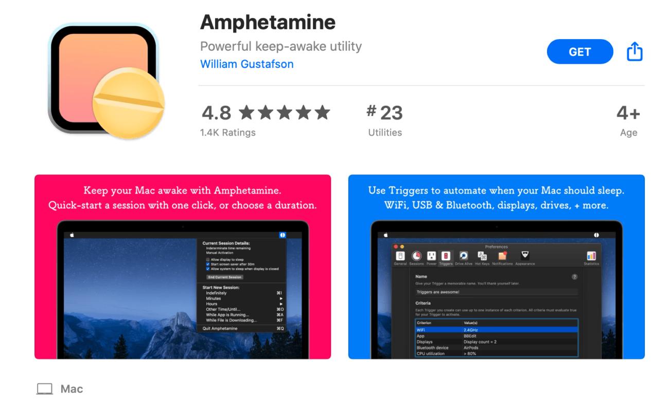Apple ошибочно обвинила создателя утилиты Amphetamine в нарушении правил App Store из-за названия и логотипа с таблеткой