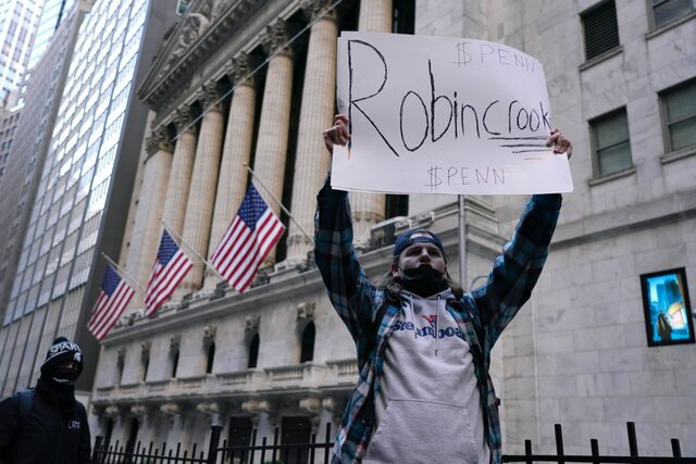 Пользователи Reddit устроили переворот на американском фондовом рынке, он уже обошелся Уолл-стрит в миллиарды долларов. Остановить их, кажется, никто не может — и не хочет