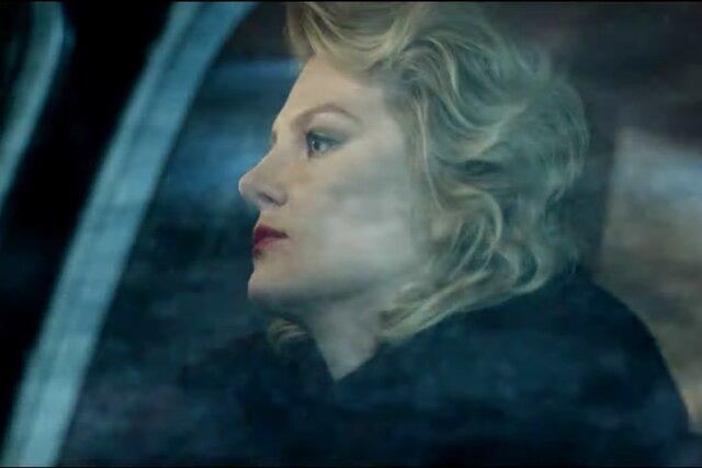 Земфира: поет о том, что она злой (но все же твой) человек. Литвинова: курит и мчит куда-то в метель. Такой вот вышел клип