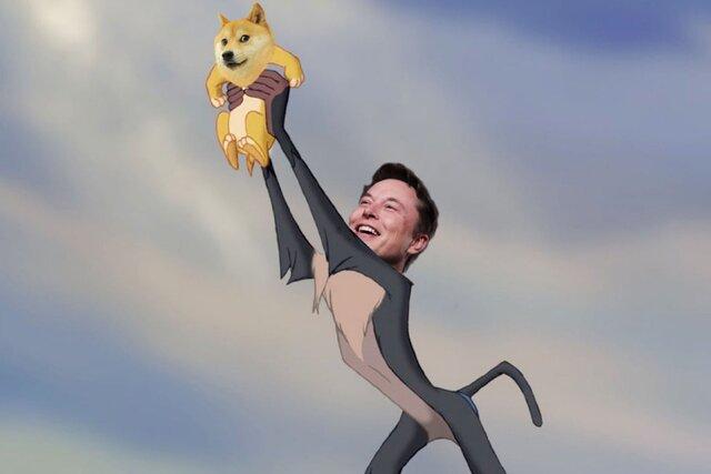 Известный любитель мемов Илон Маск превратил Dogecoin в народную криптовалюту. Он написал пару твитов — и тут же поднял ее стоимость на 50%