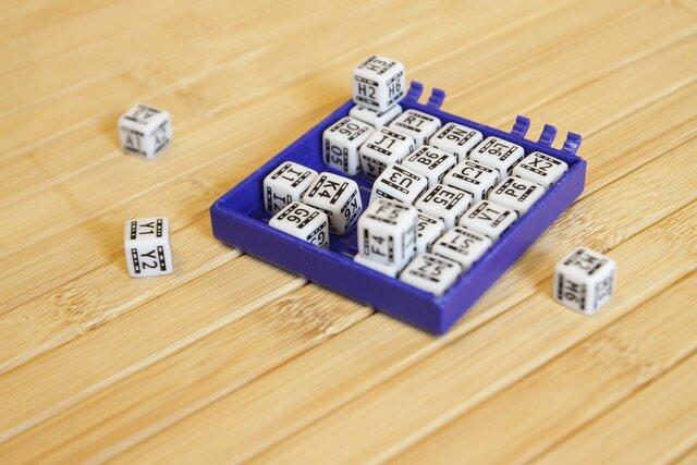 Боитесь забыть сложный пароль? Или потерять токен? Вам помогут «игральные» кости для двухфакторной аутентификации (да-да, самые настоящие кости!).