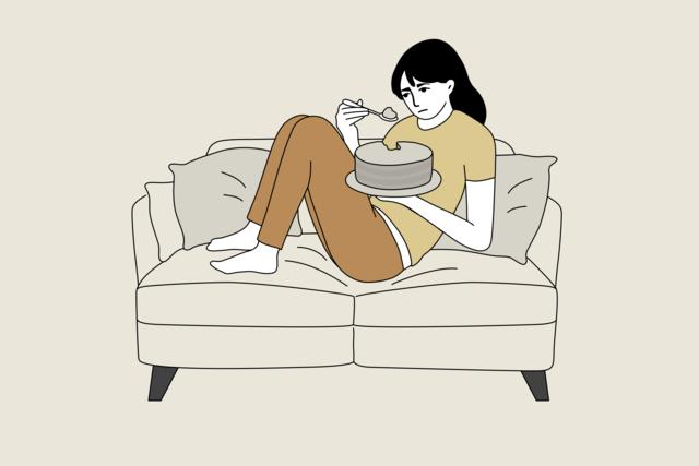 Мой близкий человек слишком много ест. Или не ест совсем. В общем, у него явно проблемы с едой. Как помочь? Инструкция «Медузы»