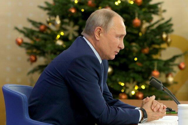 Море — это океан, секрет счастья — любовь, хотели бы отравить Навального — отравили бы. Кратчайший пересказ пресс-конференции Путина