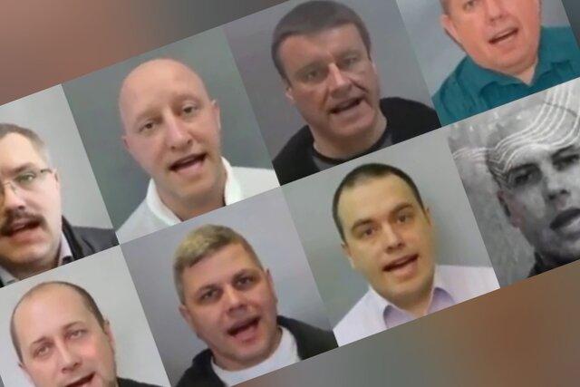 Еще вчера вы просто следили за Навальным, а сегодня у вас своя рэп-группа. Да-да, речь про сотрудников ФСБ — нейросеть заставила их петь