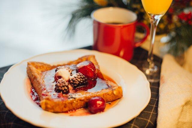 Эти завтраки позволят почувствовать себя в пятизвездочном отеле. Придется постараться, но оно того стоит
