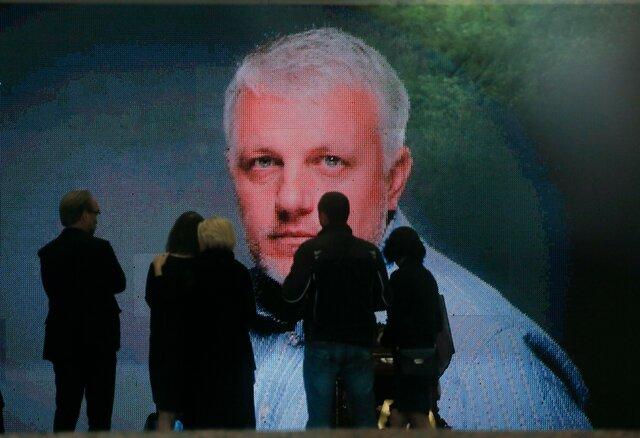 В КГБ Белоруссии обсуждали убийство Павла Шеремета. Это следует из записи, опубликованной изданием EUObserver — но ее подлинность нуждается в подтверждении