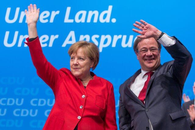 Потомок Карла Великого. Кто такой Армин Лашет — новый лидер партии Ангелы Меркель, который осенью может стать следующим канцлером Германии