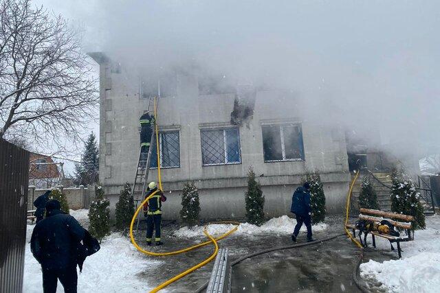 В Харькове в доме престарелых «Золотое время» при пожаре погибли 15 человек. Власти заявили, что он работал незаконно