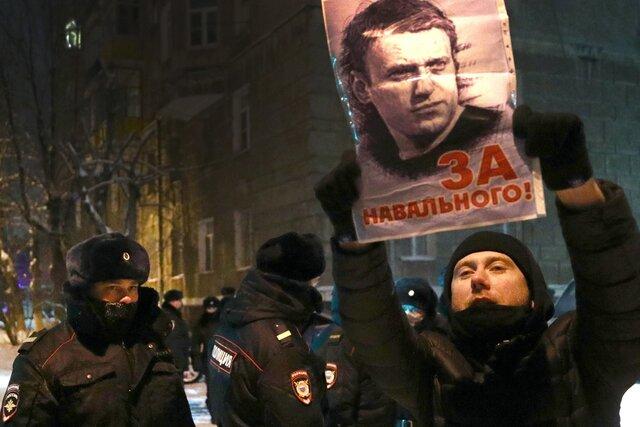 «Как таковой акции нет. Есть определенные провокаторы». Кремль — о митингах в поддержку Навального