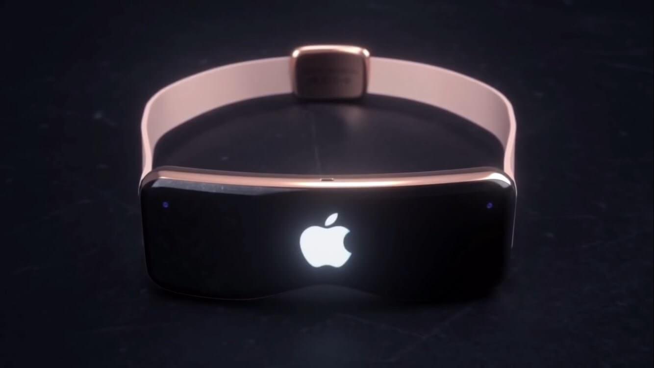 Apple выпустит VR-устройство в 2022 году