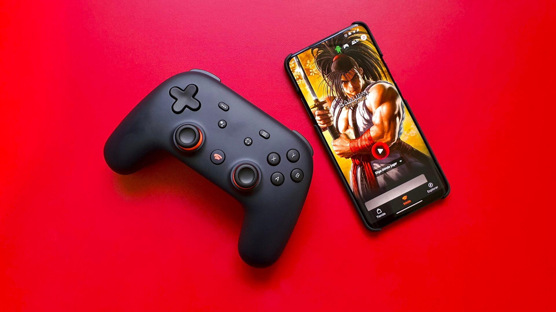 Google закрывает проект по разработке эксклюзивных игр для Google Stadia