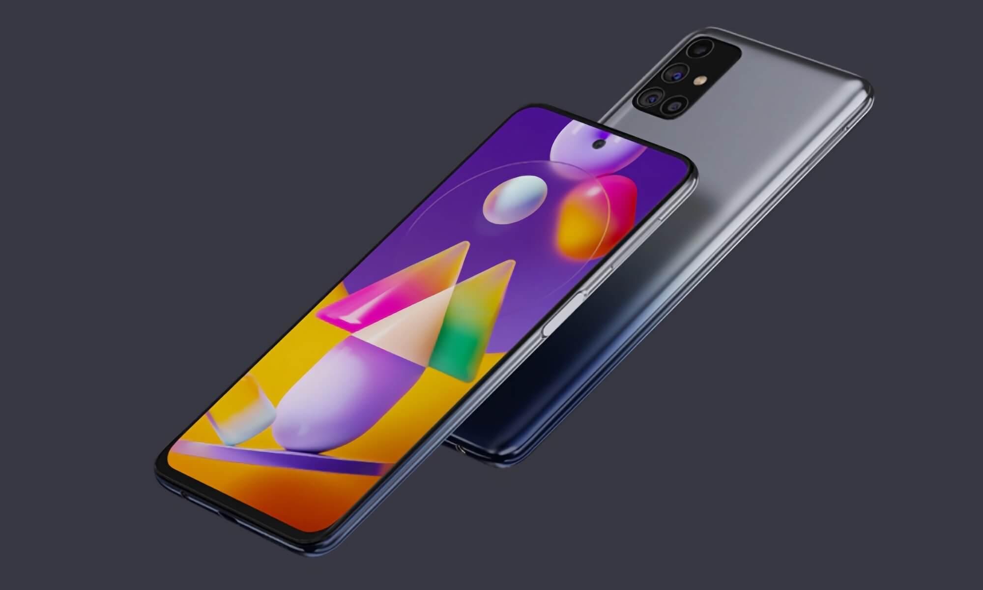 Samsung готовит смартфон Galaxy M62 с батареей на 7000 мАч