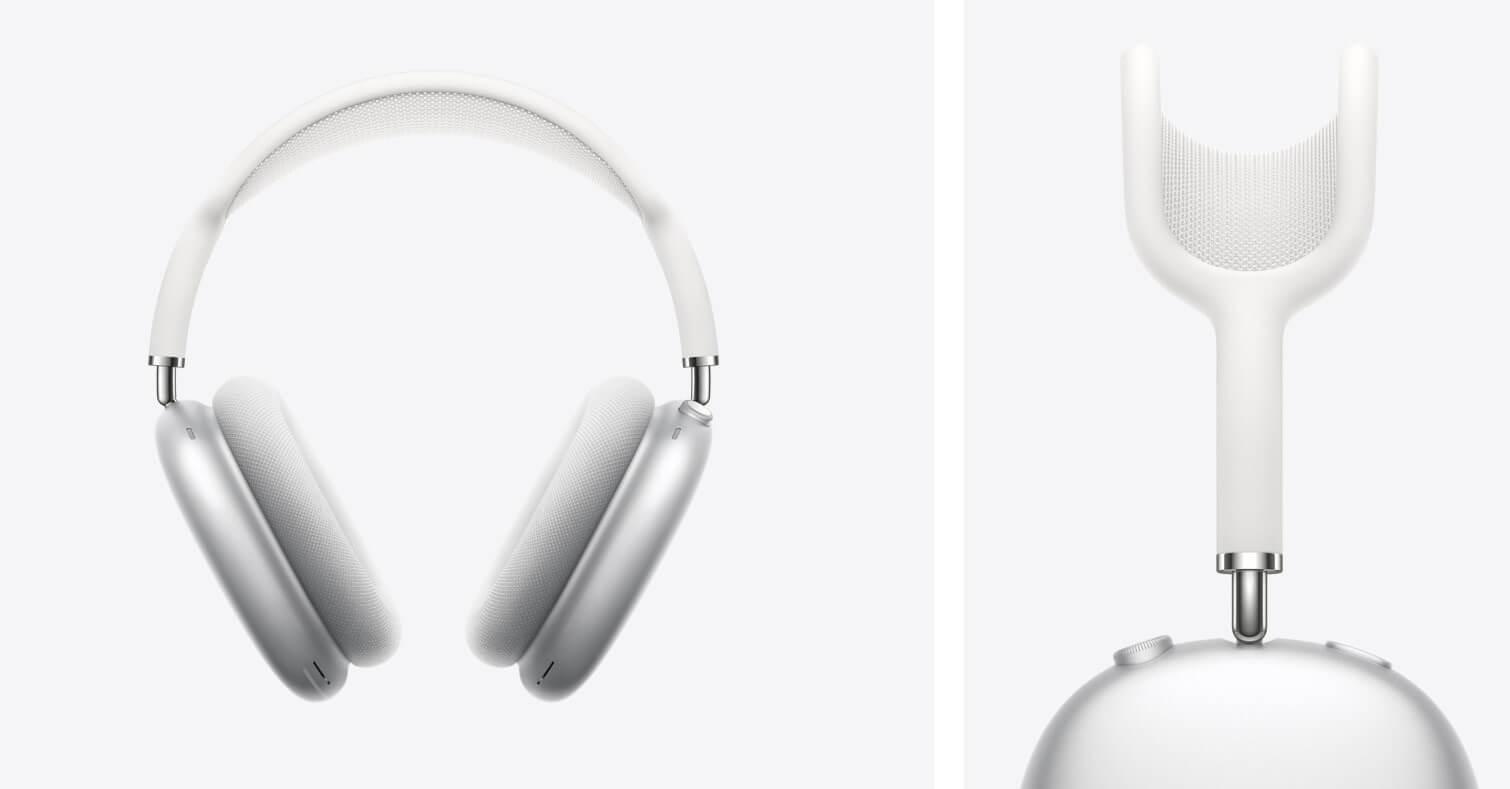 Apple представила наушники AirPods Max за 62 990 рублей