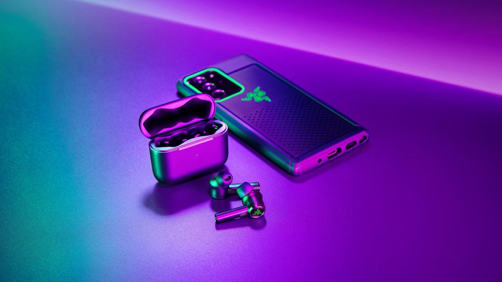Razer представила TWS-наушники с поддержкой THX и шумоподавлением