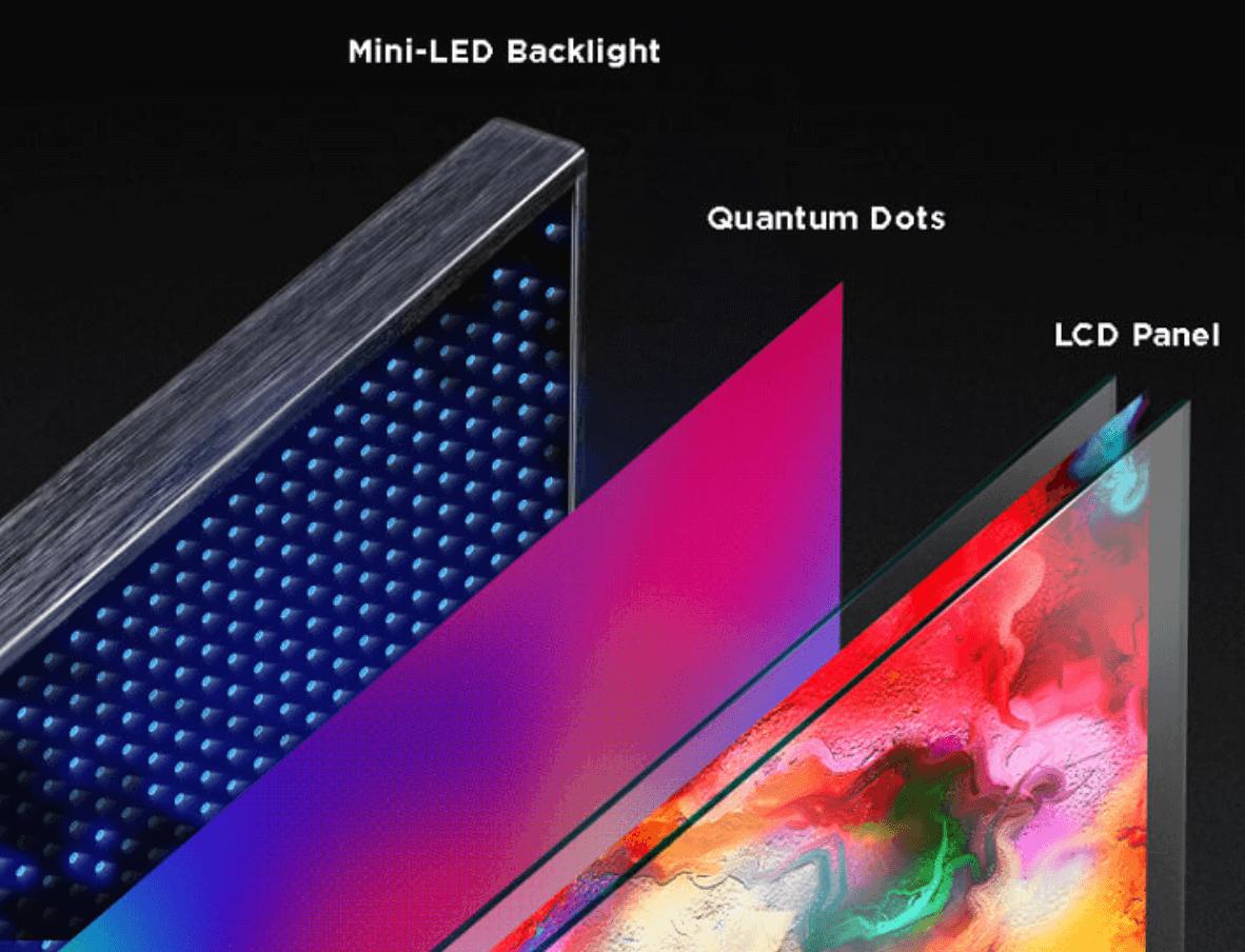 LG анонсировала QNED-телевизоры с Mini LED подсветкой
