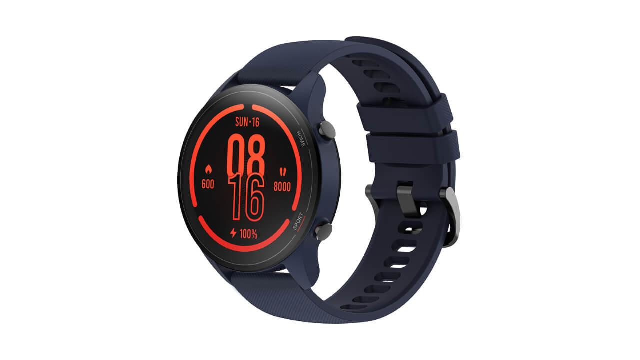 Xiaomi Mi Watch вышли в продажу в России