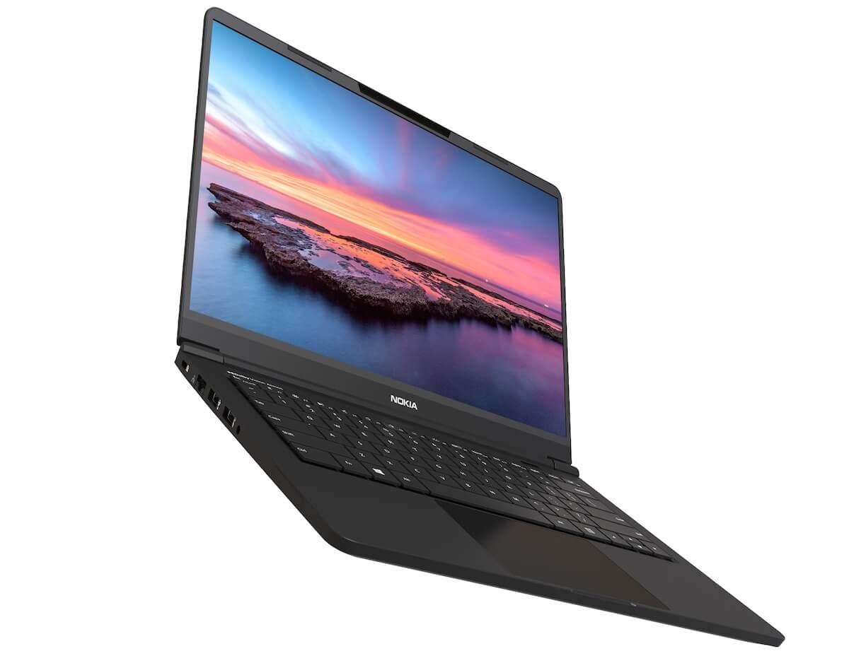 Nokia представила ноутбук PureBook X14