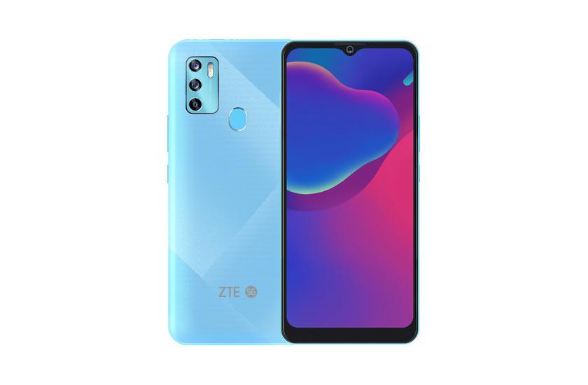 Представлен ZTE Blade V2021 – смартфон с поддержкой 5G за $152