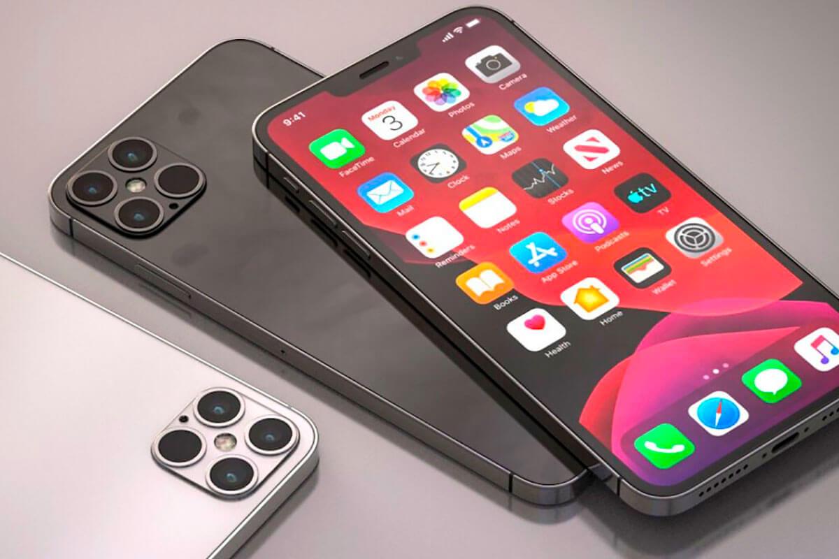 iPhone 13 получит больше камер и уменьшенную чёлку