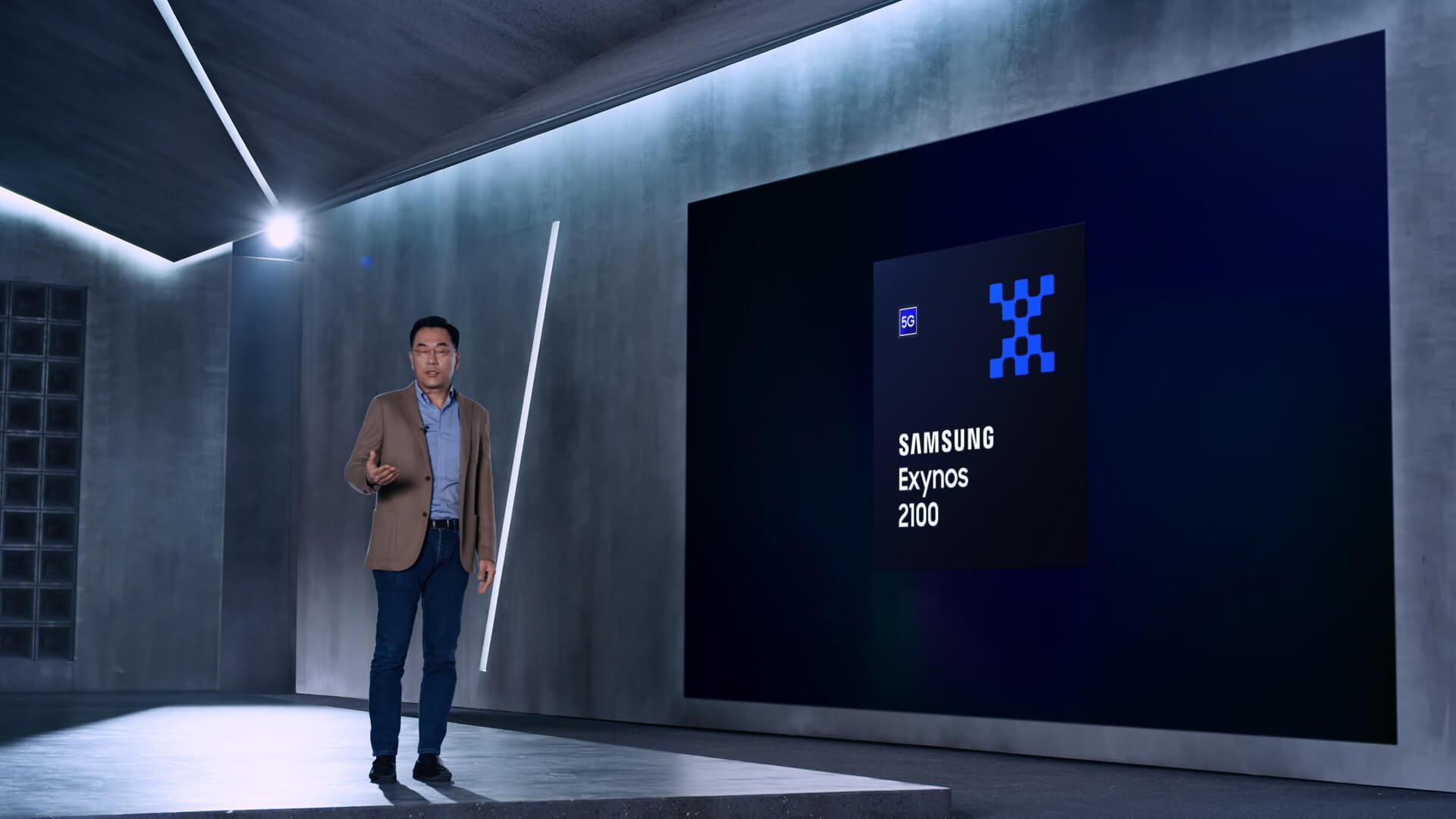 Samsung и AMD представят новый GPU для Exynos в начале лета
