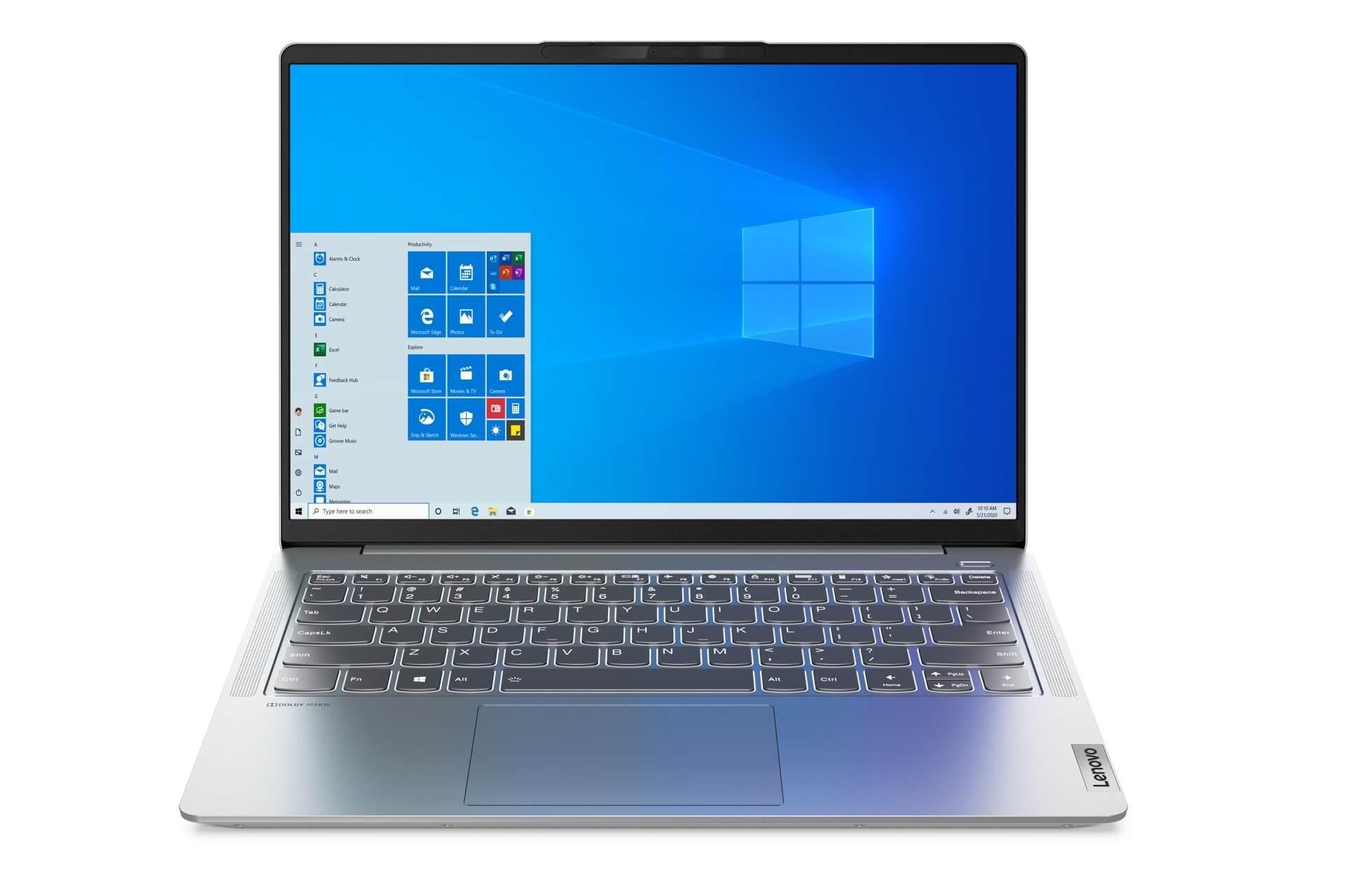 Lenovo представила 5G-ноутбук IdeaPad 5G с процессором Snapdragon