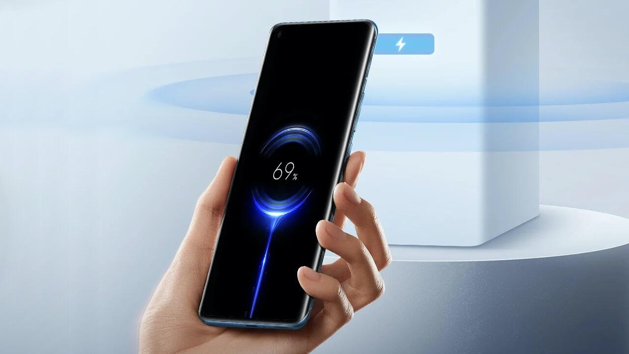 Xiaomi представила беспроводную зарядку, работающую в радиусе нескольких метров