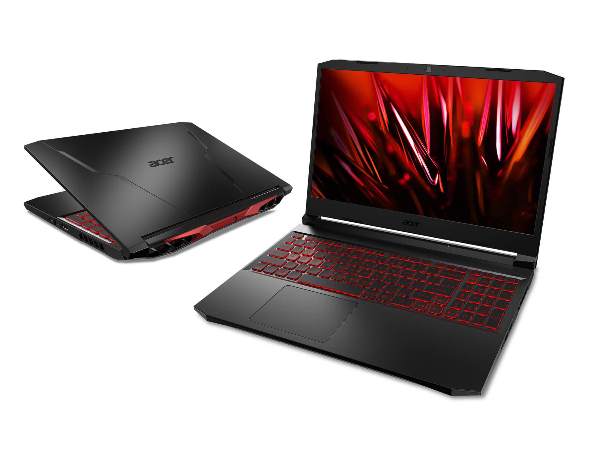 CES 2021: Acer представила игровые ноутбуки на GeForce RTX 3060