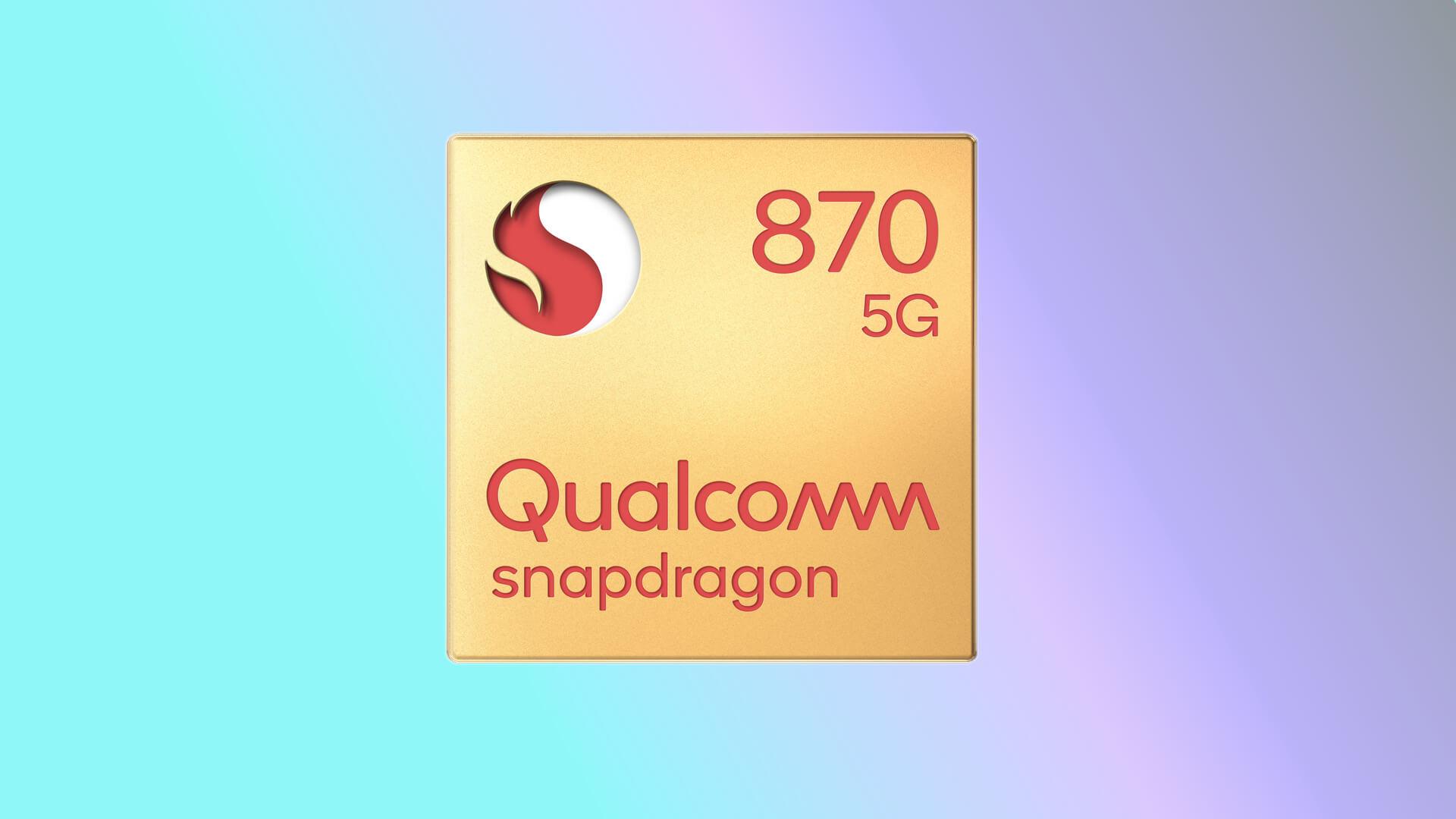 Представлен Qualcomm Snapdragon 870 – флагманский чипсет для доступных смартфонов