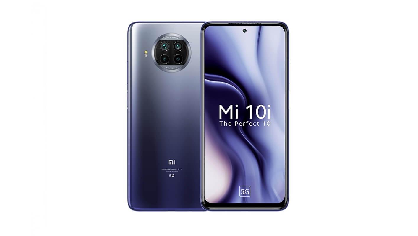 Xiaomi представила смартфон Mi 10i – камера на 108 Мп, 120 Гц дисплей и Snapdragon 750G