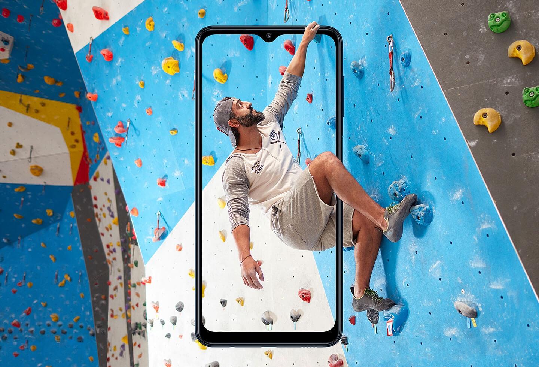 Представлен Samsung Galaxy M12 – батарея на 6000 мАч и квадро-камера