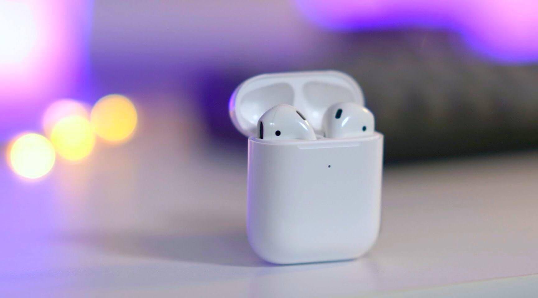 Apple AirPods 3 выйдут в конце 2021 года