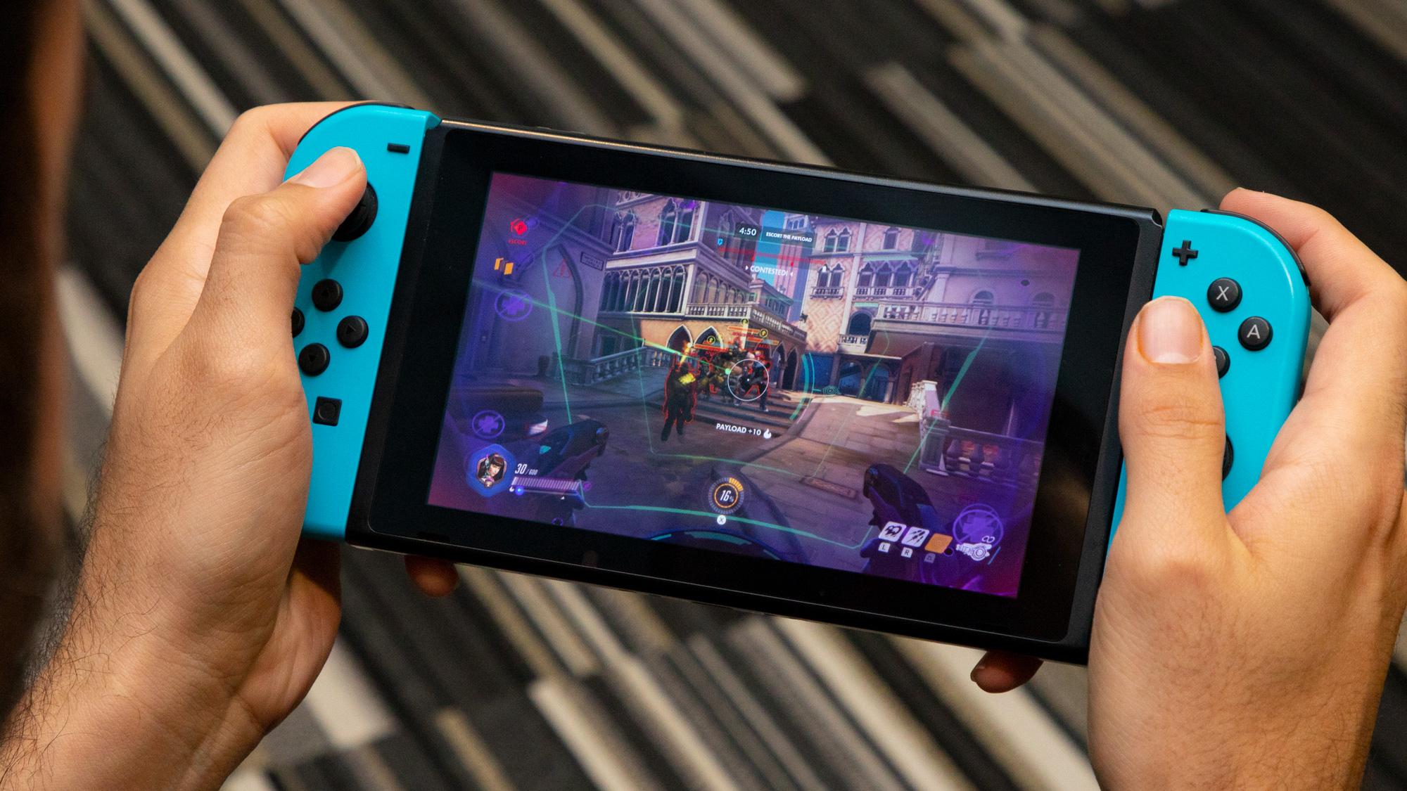 Новая Nintendo Switch с OLED-дисплеем и поддержкой 4K выйдет в конце 2021