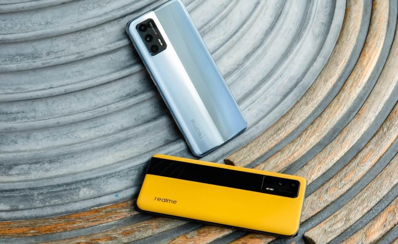 Realme GT удалили из AnTuTu за накрутку производительности