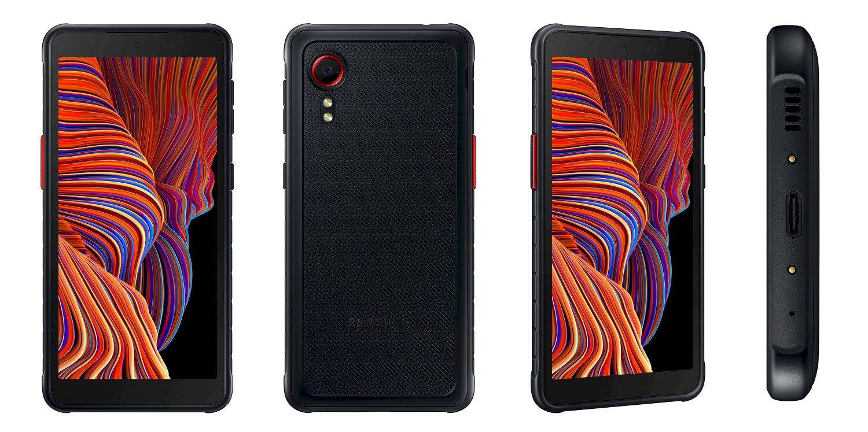 Samsung представила «неубиваемый» смартфон Galaxy XCover 5