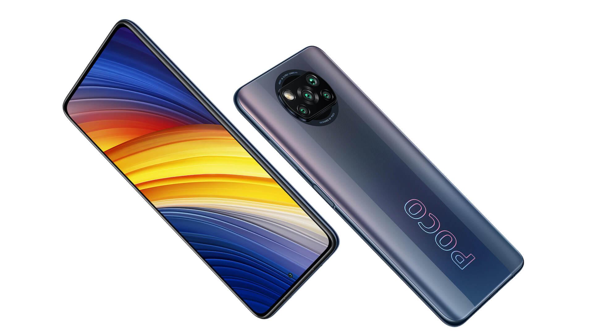 Представлен Poco X3 Pro – Snapdragon 860, AMOLED, 120 Гц и NFC за €249