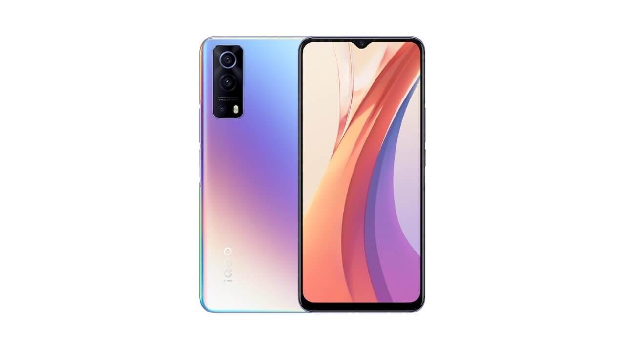 Представлен iQOO Z3 – Snapdragon 768G, 120 Гц и 55 Вт