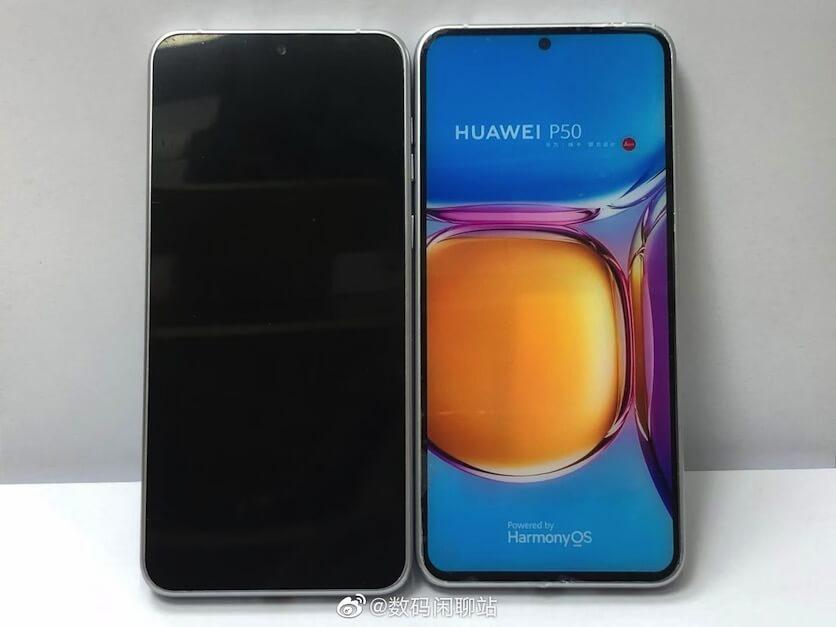 Дизайн Huawei P50 Pro раскрыт на фото