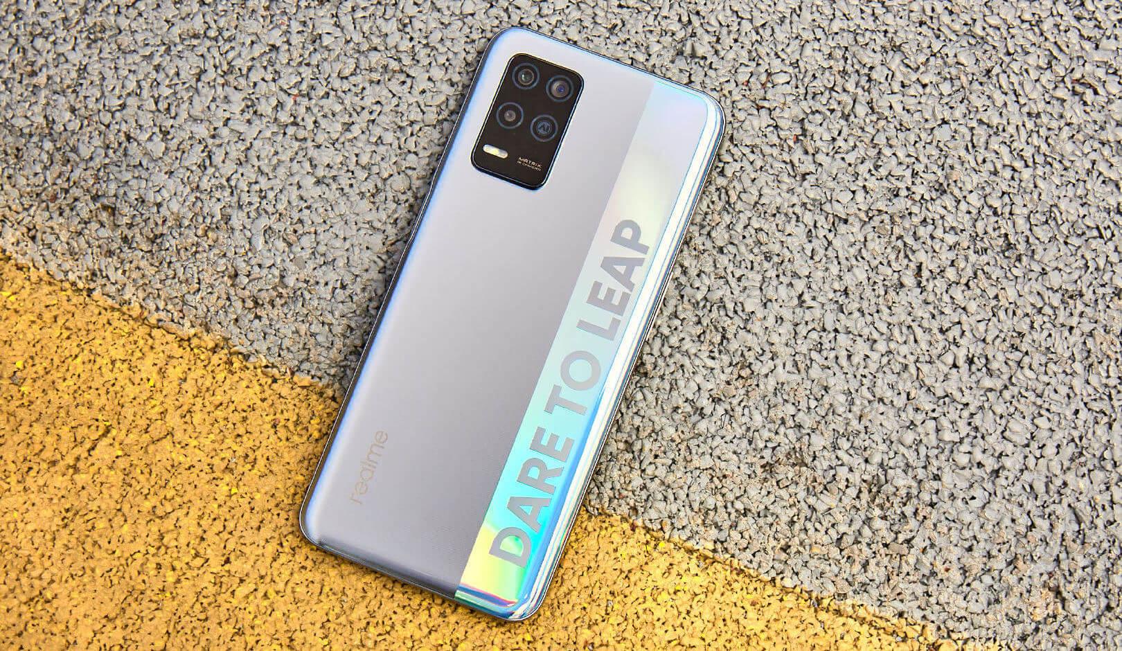 Realme анонсировала серию смартфонов Q3
