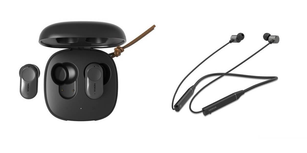 Nokia представила Bluetooth-гарнитуру с aptX HD и TWS-наушники