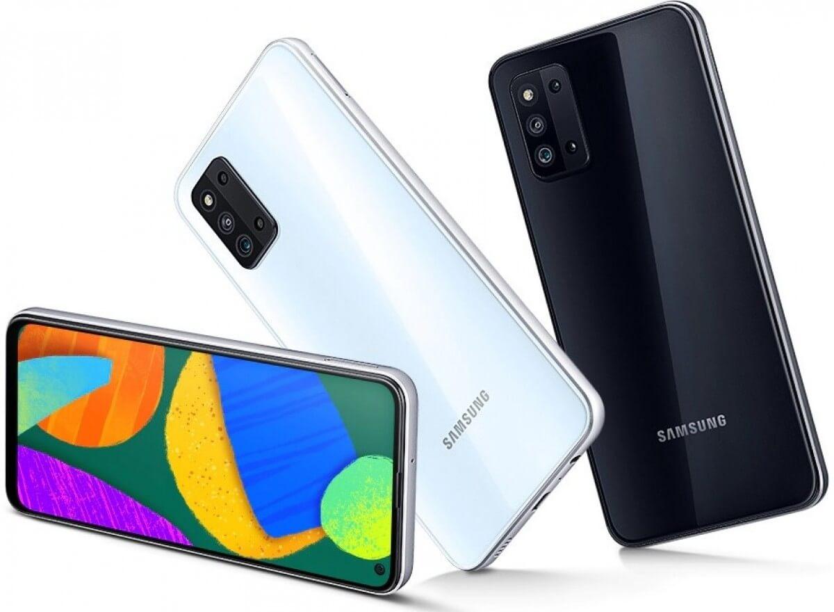 Представлен Samsung Galaxy F52 со 120-Гц дисплеем и Snapdragon 750G