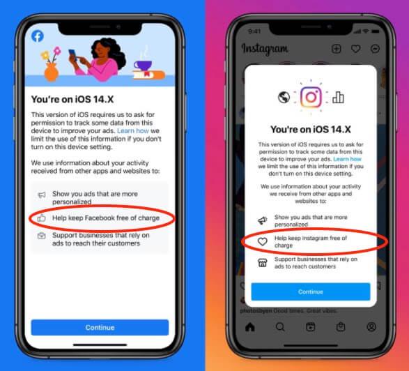Instagram останется без шифрования до 2022 года и может стать платным