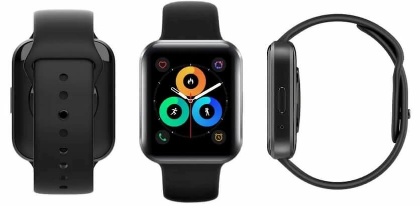 Раскрыт дизайн смарт-часов Meizu Watch